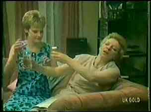 Daphne Clarke, Eileen Clarke in Neighbours Episode 0023