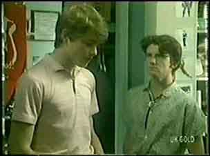 Scott Robinson, Danny Ramsay in Neighbours Episode 0023