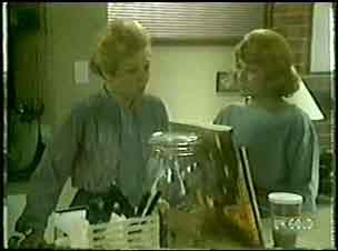 Eileen Clarke, Carol Brown in Neighbours Episode 0023