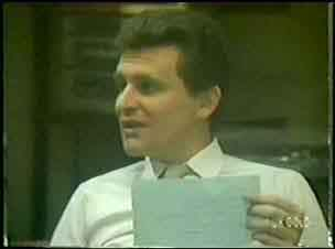 Des Clarke in Neighbours Episode 0023