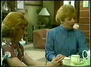 Carol Brown, Eileen Clarke in Neighbours Episode 0024