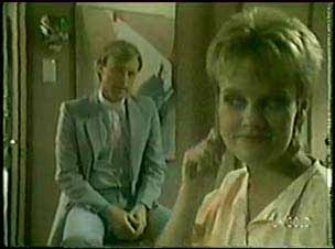 Father Kevin Barry, Daphne Clarke in Neighbours Episode 0025