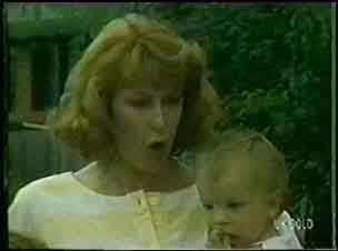Carol Brown, Tommy Brown in Neighbours Episode 0025