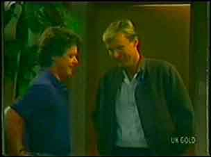 Paul Robinson, Father Kevin Barry in Neighbours Episode 0026