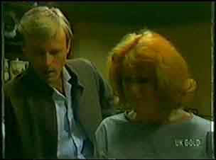 Father Kevin Barry, Carol Brown in Neighbours Episode 0026