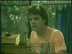 Paul Robinson in Neighbours Episode 0030