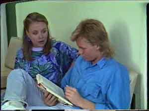Sue Parker, Scott Robinson in Neighbours Episode 0427