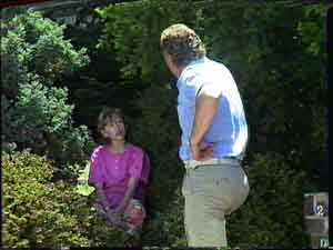 Lucy Robinson, Jim Robinson in Neighbours Episode 0427