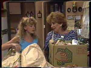 Charlene Mitchell, Madge Bishop in Neighbours Episode 0428