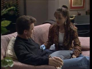 Christina Alessi, Paul Robinson in Neighbours Episode 1285