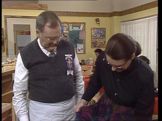 Harold Bishop, Dorothy Burke in Neighbours Episode 1285