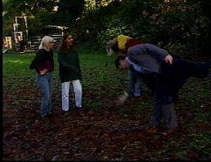 Wendy Marsh, Beth Brennan, Brad Willis, Marco Alessi, Detective Barnes in Neighbours Episode 1751