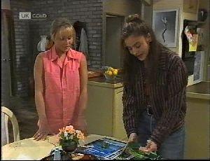 Beth Brennan, Lauren Carpenter in Neighbours Episode 1896