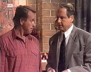 Doug Willis, Dr Dawson in Neighbours Episode 2020