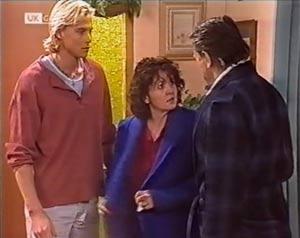Pam Willis, Doug Willis, Brad Willis in Neighbours Episode 2020