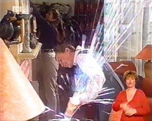 Julie Martin, Debbie Martin in Neighbours Episode 2021