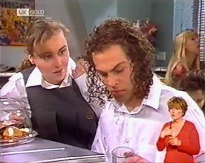 Debbie Martin, Craig Slater in Neighbours Episode 2021
