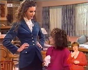 Gaby Willis, Pam Willis in Neighbours Episode 2021