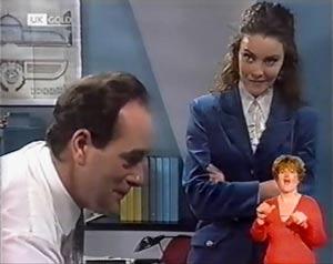 Philip Martin, Gaby Willis in Neighbours Episode 2022