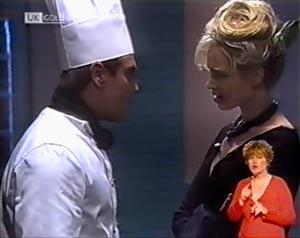 Mark Gottlieb, Annalise Hartman in Neighbours Episode 2022