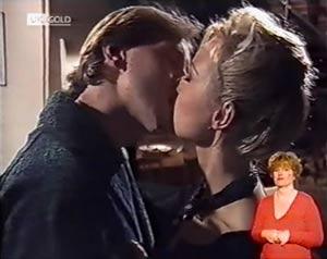 Jeffrey Hockney, Annalise Hartman in Neighbours Episode 2023