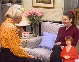 Helen Daniels, Julie Robinson in Neighbours Episode 2023