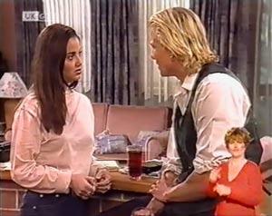 Beth Brennan, Brad Willis in Neighbours Episode 2023