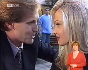 Jeffrey Hockney, Mark Gottlieb, Annalise Hartman in Neighbours Episode 2023