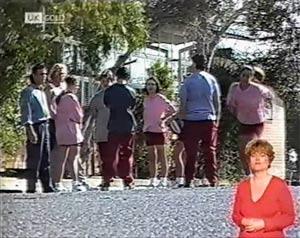 Wayne Duncan, Ally Slater in Neighbours Episode 2023