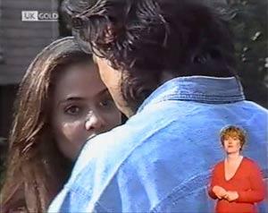 Beth Brennan, Wayne Duncan in Neighbours Episode 2024