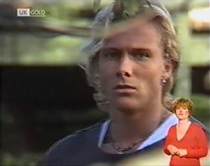 Brad Willis in Neighbours Episode 2024