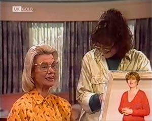 Helen Daniels, Pam Willis in Neighbours Episode 2024