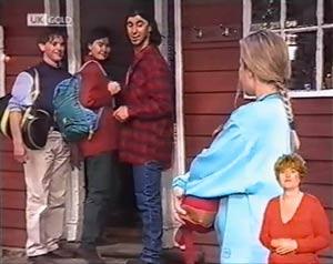Lauren Turner in Neighbours Episode 2025