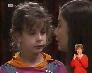 Hannah Martin, Beth Brennan in Neighbours Episode 2026