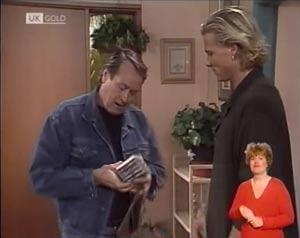 Doug Willis, Brad Willis in Neighbours Episode 2027