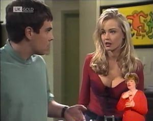 Mark Gottlieb, Annalise Hartman in Neighbours Episode 2027