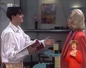 Rick Alessi, Helen Daniels in Neighbours Episode 2027