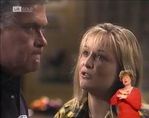 Lou Carpenter, Lauren Turner in Neighbours Episode 2028