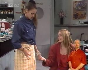 Ally Slater in Neighbours Episode 2033