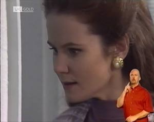 Julie Robinson in Neighbours Episode 2033