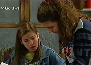 Anne Wilkinson, Hannah Martin in Neighbours Episode 2919