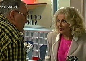 Harold Bishop, Madge Bishop in Neighbours Episode 2919