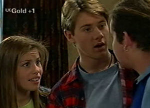 Anne Wilkinson, Lance Wilkinson, Toadie Rebecchi in Neighbours Episode 2920