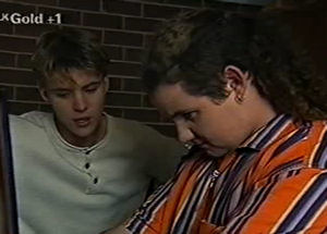 Toadie Rebecchi, Billy Kennedy in Neighbours Episode 2920