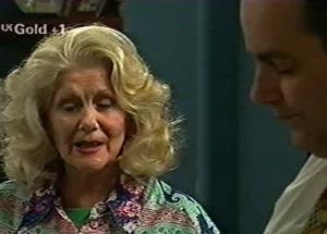 Philip Martin, Madge Bishop in Neighbours Episode 2920