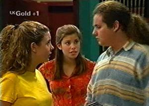 Toadie Rebecchi, Hannah Martin, Anne Wilkinson in Neighbours Episode 2920
