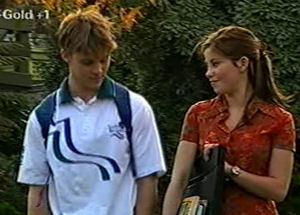Billy Kennedy, Anne Wilkinson in Neighbours Episode 2920