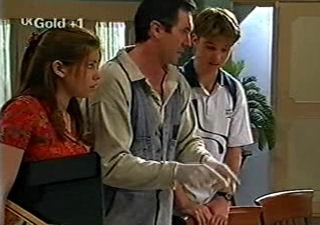 Anne Wilkinson, Karl Kennedy, Billy Kennedy in Neighbours Episode 2921