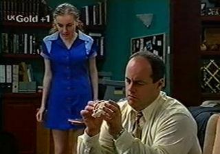 Philip Martin, Debbie Martin in Neighbours Episode 2921