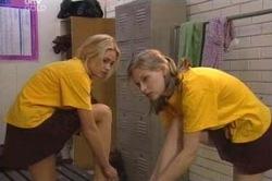 Sky Mangel, Lana Crawford in Neighbours Episode 4583